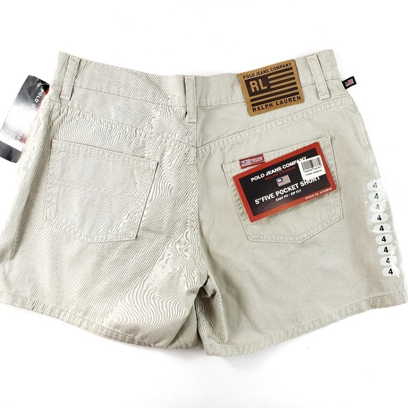 c4471488d Polo by Ralph Lauren Shorts | New Polo Jeans Ralph Lauren Khaki 5 ...